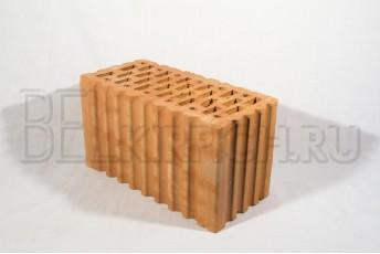 Двойной поризованный кирпич (теплая керамика) 2,1 NF Радошковичи